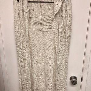Target Crochet Cardigan